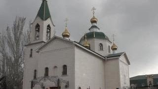 Храм Александра Невского появился на военной российской базе в Киргизии