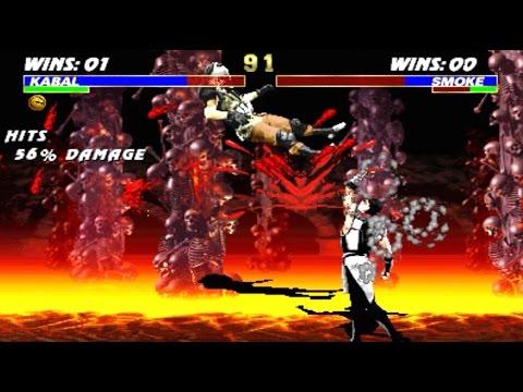 Ultimate Mortal Kombat 3 - Mgo (Argentina) vs Poseido (Argentina) - 동영상