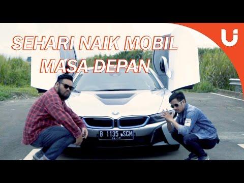 Sehari Naik Mobil 4 MILIAR: BMW i8