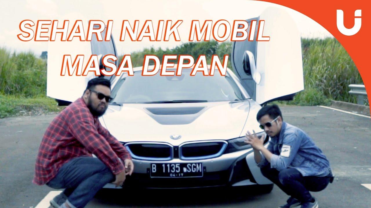 Sehari Naik Mobil 4 Miliar Bmw I8