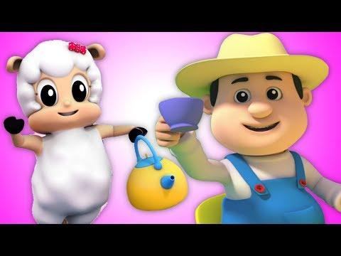 Polly Put Wasserkocher auf | Kinderreime | Deutsch Kinderlied | Polly Put Kettle On | Rhyme Videos