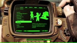 Fallout 4: Piper Romance Perk+Love Sentence *SPOILER FREE*