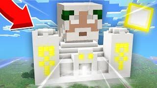 Я НАШЕЛ ДРЕВНИЙ ХРАМ БОГА В МАЙНКРАФТ 100% Троллинг Ловушка Minecraft