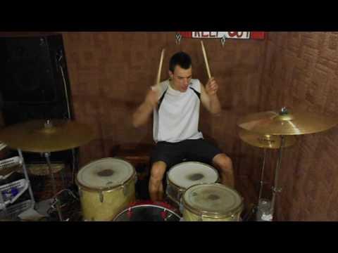 Louna - Громче и Злей - Drum Cover