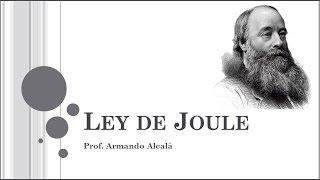 Problema Fácil de la Ley de Joule (Joule's Law)