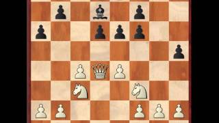 Сицилианская защита за белых - Московский вариант 3..Kd7