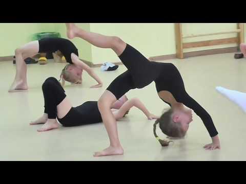 Хореография для детей 6-7 лет - вот так надо преподавать детскую хореографию!