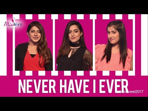 Never Have I Ever with Miss Veet 2017 Top 3!