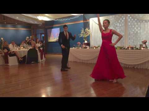 Daniel & Tracey's Wedding Dance: Kpop Mashup 27/05/2017