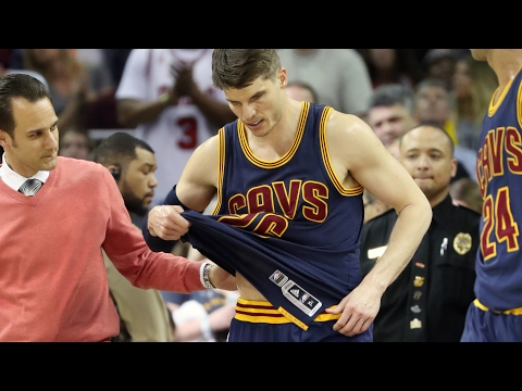 'It was really scary' says Cavs' Kyle Korver on his knee injury
