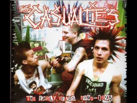 """The Casualties - """"Punk Rock Love"""" (The Early Years)"""