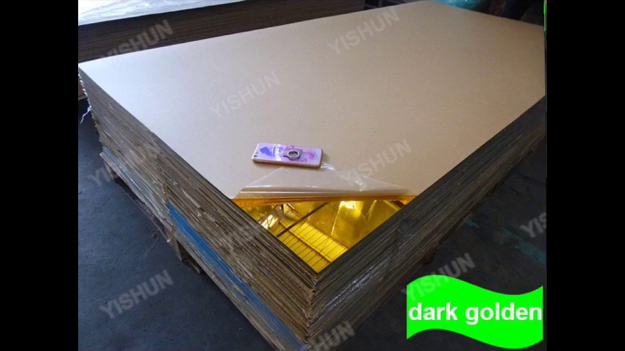 Plexiglass Mirror Sheet Manufacturer With 4ft 6ft And 8ft Size Whole Acrylic Factory
