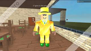 Rich Man (Roblox Short Slideshow)