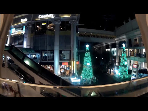 CENTRAL WORLD SKYWALK - BANGKOK THAILAND