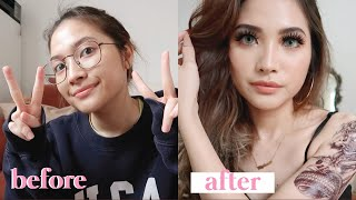 ASIAN BABY GIRL (ABG) TRANSFORMATION