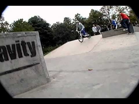 capital skate groups trip to renfrew skatepark