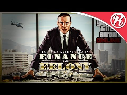 [GTA5] FINANCE AND FELONY UPDATE SHOWCASE!! (Dutch Commentary)