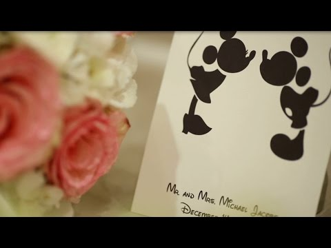Four Seasons Resort Orlando at Walt Disney World® Resort - A Magical Disney Inspired Wedding