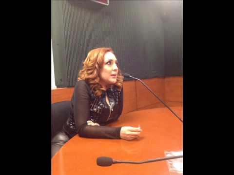 """Myriam en Entrevista Programa """"Ensalada de Estrellas""""  1380AM"""