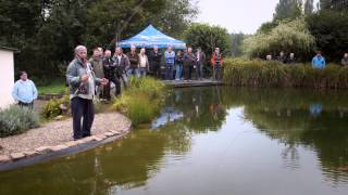 adh-fishing TV - Göran Andersson's full fly casting show on our latest fly fishing fair in 2013