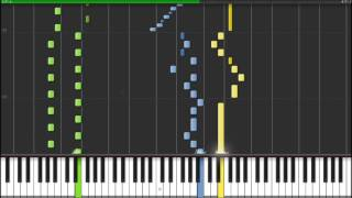 Pokemon Battle theme • Piano Tutorial