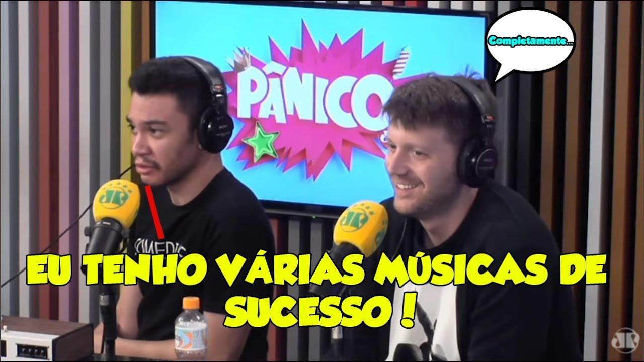 Pânico 2018 - Melhores Momentos #5 - Pra rir Muito / Música Ao vivo