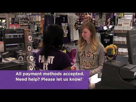 ECU Dowdy Bookstore Welcome Video (with music)
