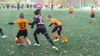 FC Zenit - 4:0 - Nõmme Kalju FC | FC Levadia Pirita Cup 2014 (Boys 2005 / U9)