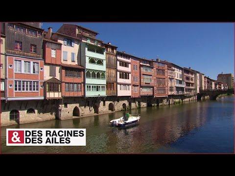 Castres : son histoire se lit dans ses façades !