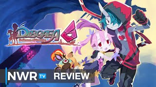 Disgaea 6: Defiance of Destiny (Switch) Review (Video Game Video Review)