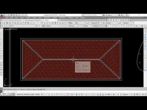 Video15: Day_ve_Autocad - Tô bản vẽ dùng lệnh Hatch và Supper Hatch