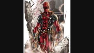 Deadpool Pictures!