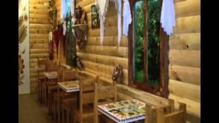 видео Ресторан домашней кухни Колыба