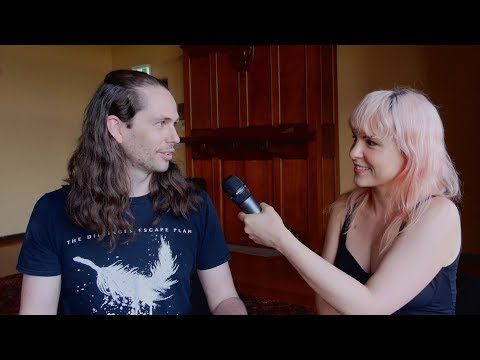 Ne Obliviscaris (Tim Charles) Interview: New Music, Song Secrets, Crowdfunding & Survival (2017)