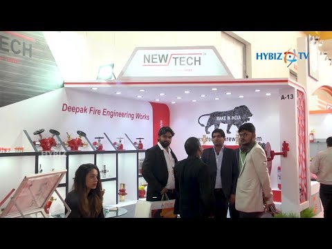New Tech | Deepak Fire Engineering Works Fire Fighting Equipments | Fire India