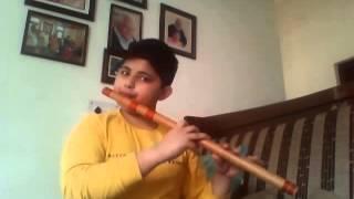 Main Koi Aisa Geet Gaoon On Flute