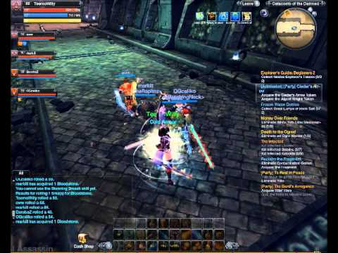 Raiderz – Gameplay 2013