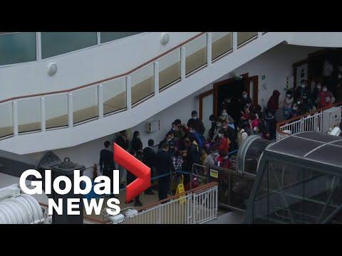 Coronavirus outbreak: Hong