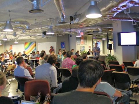Austin Blockchain for Business Meetup: Let's Review the Blockchain News!