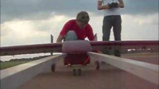 Massive Aerial Photography RC Plane Maiden Flight