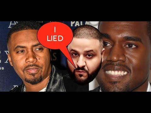 Nas Album 'NASIR' DESTROYED Kanye West? Pusha T Was only Masterpiece, KHALED LIED!