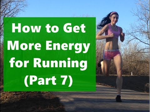 Get More Energy for Running Long Distances (Part 7): Preventing Blood Sugar Dips