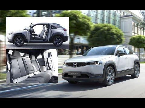 MX-30, eléctrico y con el estilo 100% Mazda