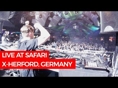 Spartaque Live at X Herford, Germany