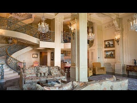 Luxury Homes Bring Palace Of Versailles To U S Youtube