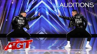 The Ninja Twins Slay the Stage With Original Song! - America's Got Talent 2020