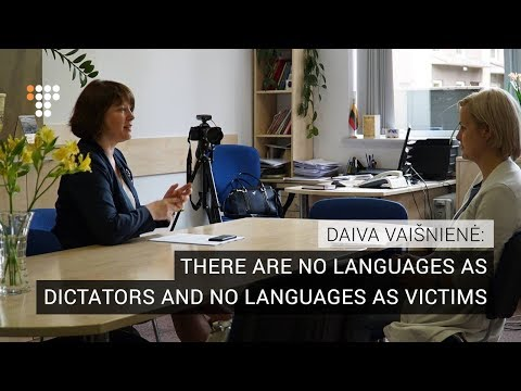 Lithuania: Fostering National Language