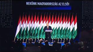 Orbán Viktor: Magyarország mindenek előtt