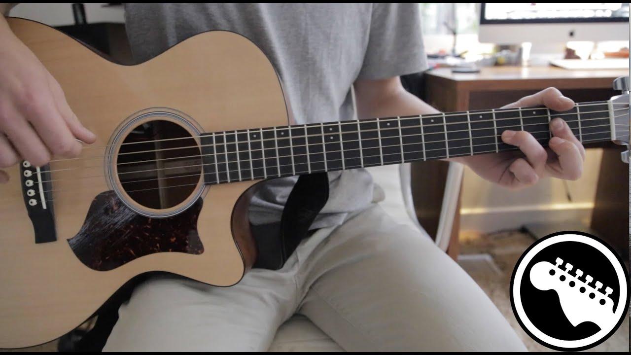 led zeppelin rain song acoustic guitar lesson youtube. Black Bedroom Furniture Sets. Home Design Ideas