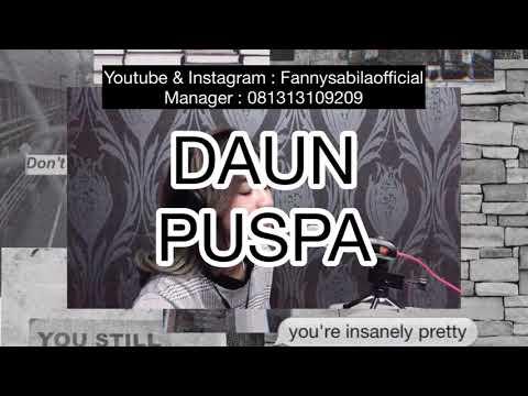 Download DAUN PUSPA   COVER BY FANNYSABILA Mp4 baru